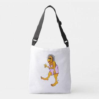 Groovy Granny Crossbody Bag