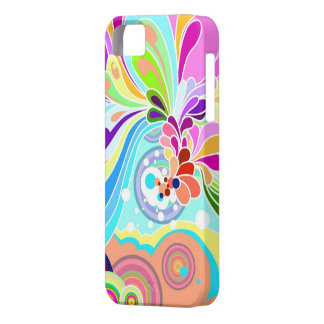 Groovy IV iPhone 5 Case