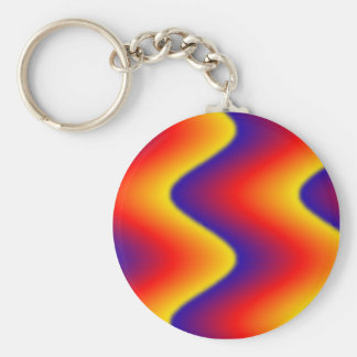 Groovy Keychain