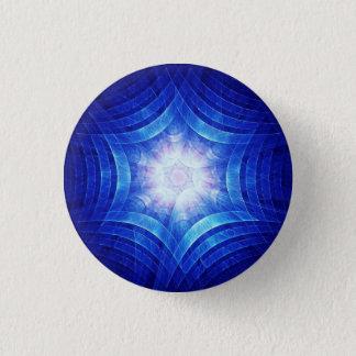 Groovy Magen 1 Inch Round Button