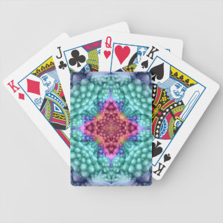 Groovy Man Colorful Bicycle® Playing Cards