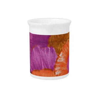 Groovy, Mod Purple Swirl Pitchers