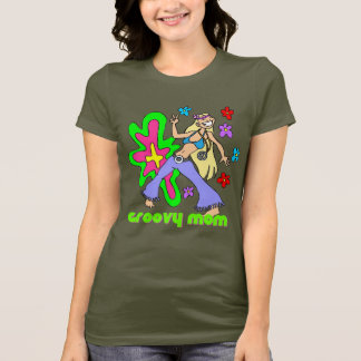 Groovy Mom T-Shirt