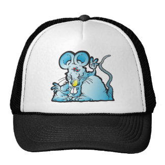 Groovy Mouse Trucker Hat