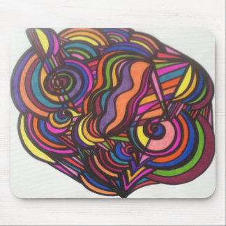 GROOVY Mouse pad! Mouse Pad