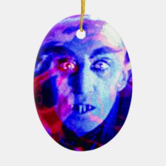 Groovy Nosferatu Ceramic Ornament