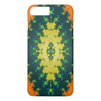 Groovy Orange Yellow Abstract iPhone 7 Plus Case