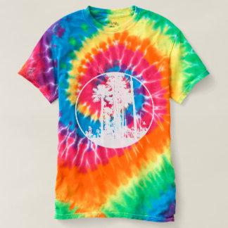 Groovy Palms Design T-shirt