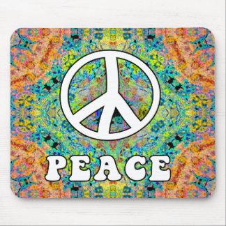 Groovy Peace Mousepad