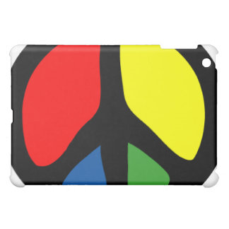 Groovy Peace Sign Cover For The iPad Mini