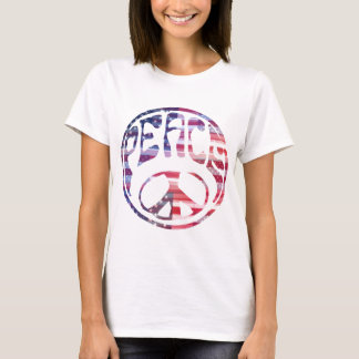 Groovy Peace Sign T-Shirt