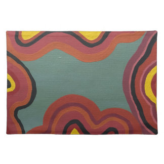 Groovy Placemats