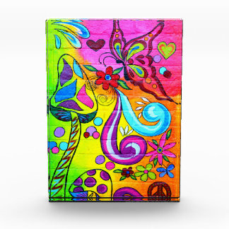 groovy psychedelic colors award