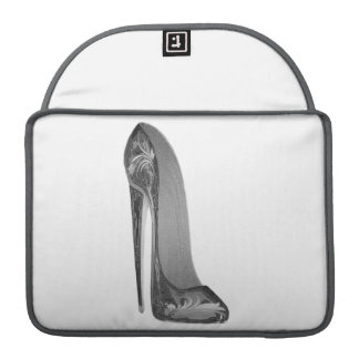 Groovy stiletto shoe art Rickshaw Flap Sleeve