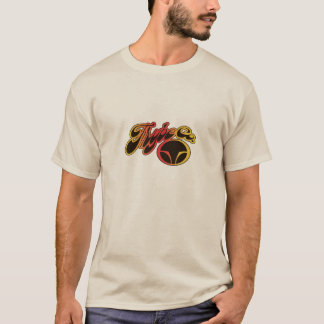 Groovy Surfer Retro Surf Graphic T-Shirt