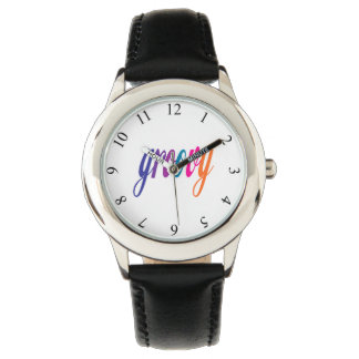 Groovy Watch