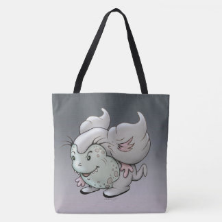 GROP ALIEN MONSTER CUTE TOTE CARTOON TOTE BAG