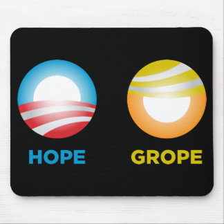 Grope Nope Mouse Pad