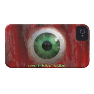 Gross Eyeball & Flesh Horror Funny iPhone Case iPhone 4 Covers