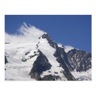 Grossglockner, Austrian Alps Postcard