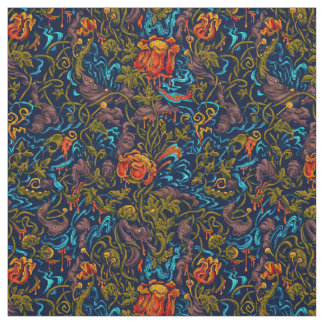 Grotesque Garden Fabric