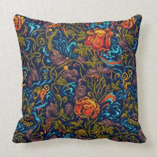 Grotesque Garden  Pillow