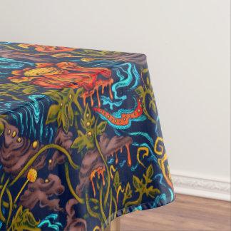 Grotesque Garden Tablecloth