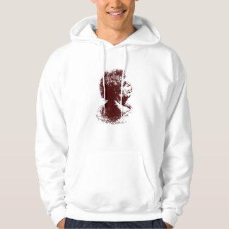 grotesque man hoodie