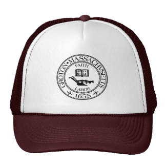 Groton Strong - Save our Seal Trucker Hat