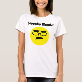 Groucho Marxist (Womens Shirt) T-Shirt