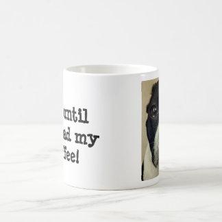 Grouchy Boston Terrier Mug