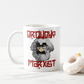 Grouchy Marxist Coffee Mug