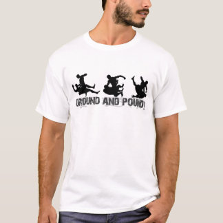 Ground and Pound Line T-Shirt