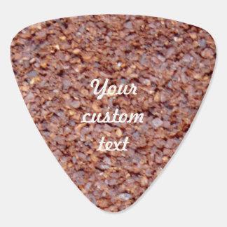 Ground Coffee 0160 Guitar Pick