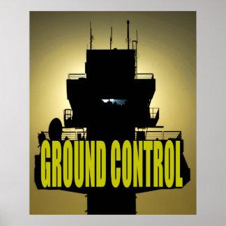 Ground Control Print