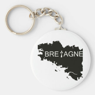 GROUND OF BRITTANY KEYCHAIN
