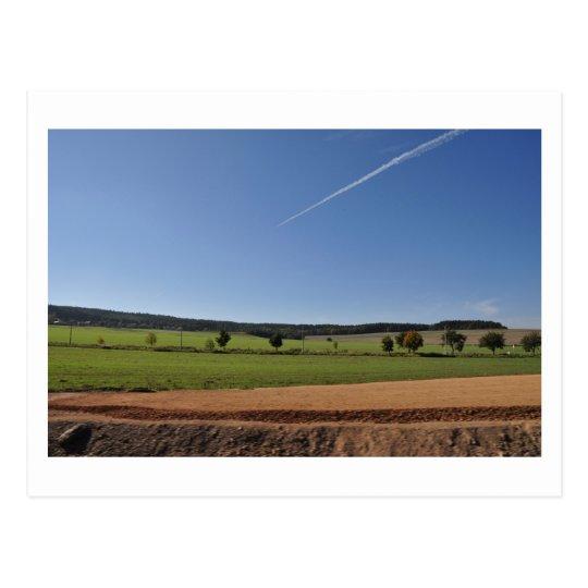 Ground Postcard