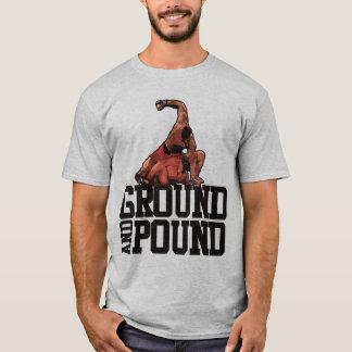 Ground & Pound| MMA Shirt