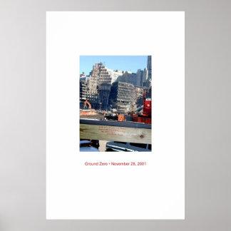 Ground Zero Posters
