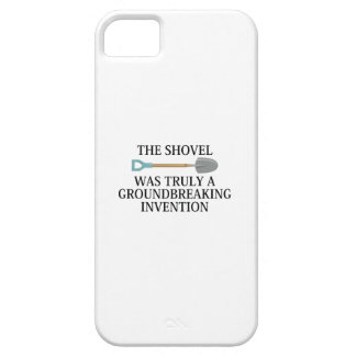 Groundbreaking Invention iPhone 5 Cover