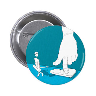 grounded 2 inch round button