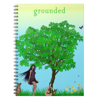 Grounded Notebook
