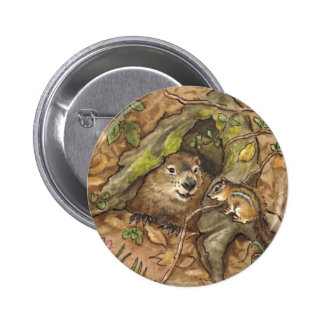 Groundhog Button