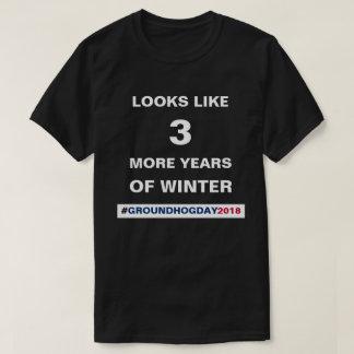 Groundhog Day 2018 T-Shirt