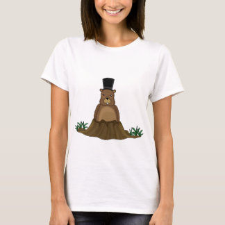Groundhog day - cartoon style T-Shirt