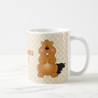GROUNDHOG DAY COFFEE MUG