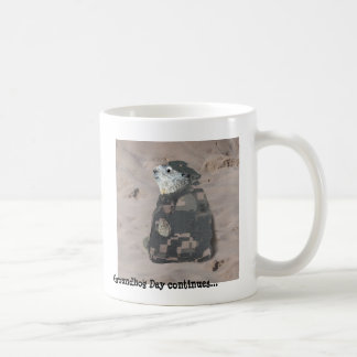 Groundhog Day Continues... Coffee Mug