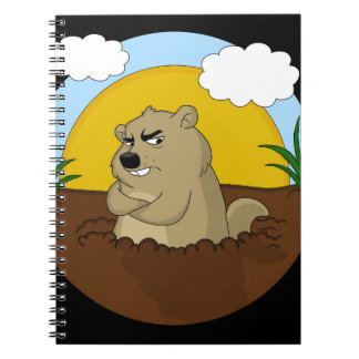 Groundhog day notebooks