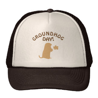 Groundhog Day Trucker Hat