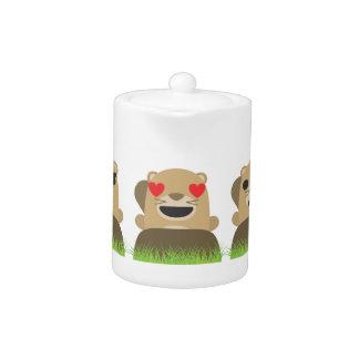 groundhog emojis